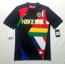Nike Fc Football Club Mens Xs 2018 World Cup Flag Jersey 886872-012 Black