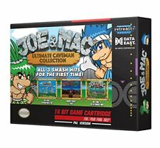 Retro-bit Joe & Mac Ultimate Caveman Collection - Version PAL pour Nintendo SNES