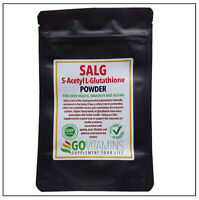 BEST SELLING S-Acetyl L-Glutathione POWDER - LIVER SUPPORT, HEALTHY AGEING 99.1%