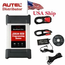 From USA Autel MaxiFlash Pro J2534 ECU Progarmming Works with Maxisys 908/908P