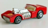Die-Cast Car - MATCHBOX - Superfast No19 Road Dragster 1970 - Very Good