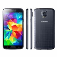 Black Samsung Galaxy S5 4G LTE 16GB Smartphone(AT&T T-Mobile)-Factory Unlocked
