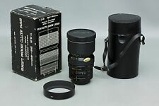 Konica AR Mount Sun 38-90mm f/3.5 Manual Focus Macro Zoom Lens Used