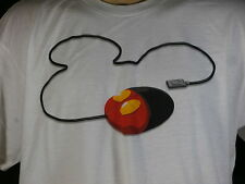 Disney Mickey Mouse Wired Mouse Disneyland T-shirt Lrg NWT