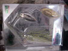 River2Sea Japan Designed 3/8oz Spinnerbait Color CHARTREUSE SHAD for BASS/PIKE