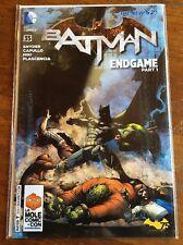 BATMAN 35 GREG CAPULLO COVER LA MOLE COMIC CON EXCL 2014 VAR ENGLISH LANGUAGE
