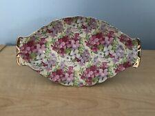 Vintage Maso Shafford Ware Porcelain Floral  Bowl GUC Japan