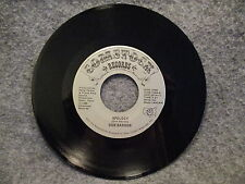 "45 RPM 7"" Record Don Barron Apology & Bitter Sweet Love Game 1980 COM-1648 VG+"