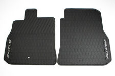 GENUINE 2006 - 2012 MITSUBISHI ECLIPSE ALL WEATHER RUBBER FLOORMATS MZ313508
