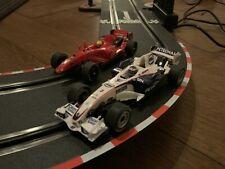 SET Carrera GO!!! Formula Trophy Rennbahn - 1xFerrari 1xBMW Formel 1 - Ab 6Jahre