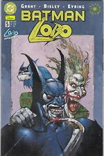 LOBO SPECIAL # 5 - BATMAN - GRANT / BISLEY / EYRING - DINO VERLAG 2000 - TOP