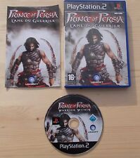 Prince of Persia L'ame du Guerrier - PS2 Complet TBE