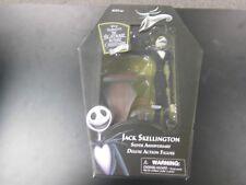 Nightmare Before Christmas Jack Skellington Silver Annv Deluxe Figure New Nbx