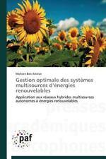 Gestion Optimale des Systemes Multisources d'Energies Renouvelables by Ben...