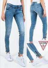 Guess Marilyn 3 Zip Skinny Low Waist Jeans