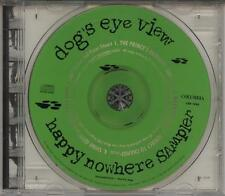 Dog's Eye View - Happy Nowhere Sampler - 4 Track Promo
