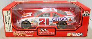 Racing Champions 1:24 1995 Diecast Car #21 Morgan Shepherd Citgo Ford