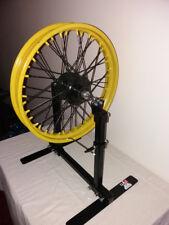Motorcycle Wheel truing & balancing stand
