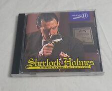 Sherlock Holmes: Consulting Detective Vol. II MS-DOS Rare