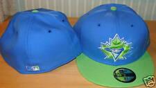 Toronto Blue Jays New Era Cap Hat Lime Custom 7 3/8