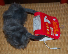Earmuffs Sporto Earmuff Headphones Use Electronic Devices Faux Fur Gray NWT$42
