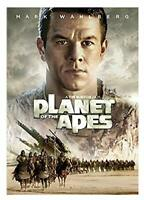 Planet of the Apes (2001 Mark Wahlberg) DVD NEW