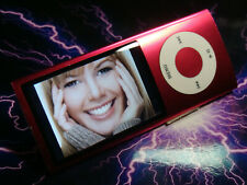 NEW BATTERY INSTALLED - Pink iPod™ Nano 5th Gen 8GB - Your iPod_Wizard