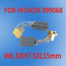 Carbon Brushes For Hitachi CR18DL CD18DSLP4 999068 18V battery Reciprocating Saw