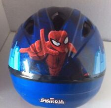 MARVELS ULTIMATE SPIDERMAN TODDLER/KIDS BIKE HELMET 48-52CM