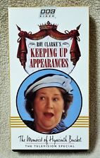 KEEPING UP APPEARANCES The Memoirs of Hyacinth Bucket VHS Video Tape 1997 BBC
