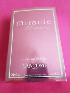 Lancome paris miracle blossom l eau de parfum vaporisateur natural spray 100ml