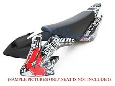 GRAPHICS DECALS & PLASTIC KIT HONDA CRF50 SDG 107 V DE05+