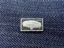 US Franklin Centennial Car Mini-Ingot Collection Rover 1950 .925 Silver Coin 197