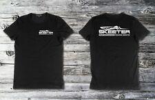 Skeeter Boats T-Shirt White Ink