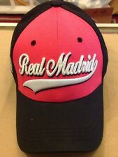 Real Madrid FC Official Pink Ballcap Hat One Size Fits All