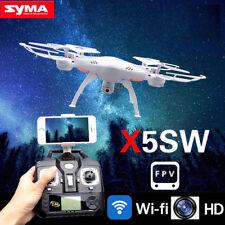 QUADRICOTTERO-DRONE Syma X5SW TELECAMERA WIFI PER IPHONE E ANDROID