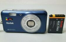 Kodak EasyShare V803 8.0MP Digital Camera - Blue *GOOD/TESTED*