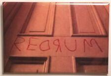 "Shining Magnet 2"" x 3"" Refrigerator Locker Kubrick Nicholson Redrum Murder"