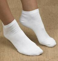 3-Pack Buster Brown Cotton Low Cut Socks - Soft, Comfortable, Lightweight