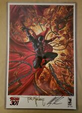 New York Comic Con Spawn #301 Limited Edition Art Print