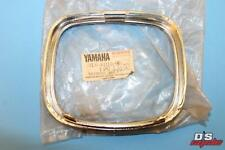 NOS Yamaha 1980 - 1985 YT125 1982 1983 YT175 Headlight Rim PART# 3L6-84115-00