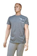 Camp David Marken  Herren T-Shirt T-Shirt Tee graugrün   L-2XL jetzt nur 32,99