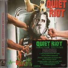 QUIET RIOT - Condition Critical - Rock Candy Edition - CD