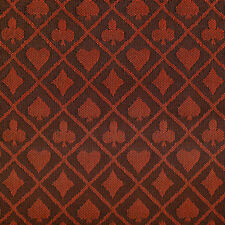 PRO Suited Speed Cloth for Poker Tables - Two-Tone Red (9 Feet)