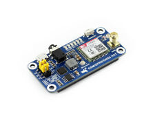 GSM/GPRS/GNSS/Bluetooth HAT for RPi SIM868 Onboard CP2102 1.8V/3V SIM Card