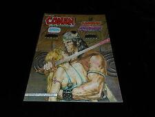 Conan album Artima Marvel géant : Conan spécial : L'anneau de Rakhamon