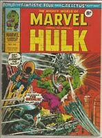 Hulk #162 : Vintage Marvel comic book : November 1975