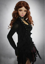 1/3 bjd doll nice pretty female lady free eyes+Face make up ball jointed dolls