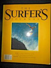 The Surfer's Journal Vol 16 Surfing Magazine Bev Morgan Brian Keaulana Joe Bark