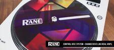 RANE TWELVE MKII 12 Control Vinyls PAIR